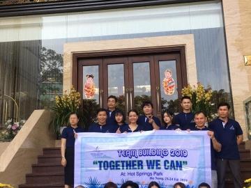 Team building mitisa hotel 2019